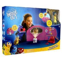 Inside Out Intensa Mente Cuartel General + Alegría Disney