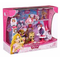 Palace Pets Salon De Belleza Rapunzel Princesas Disney