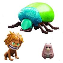 The Good Dinosaur Spot & Giant Beetle Escarabajo Delicias3