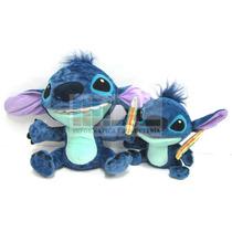 Stitch Peluche Enorme 35cm Original Disney Lillo & Stitch !