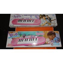 Doctora Juguete Violetta Disney Piano Musical Con Melodias