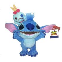 Stitch De Lilo&stitch, Con Juguete, Divertidísimo!