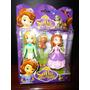 Personajes Figuras Princesa Sofia 8 Cm