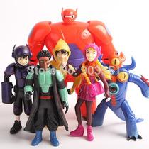 Big Hero 6 Grandes Heroes P/adornar La Torta O P/jugar