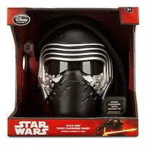 Star Wars Kylo Ren Mascara Distorcionador Voz Envio S/cargo