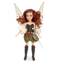 Muñeca Zarina 31cm Articulada, Mueve Las Alas Disney Store