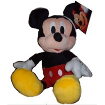 Peluche Mickey, Minnie,