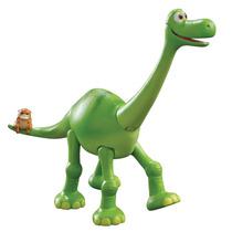 The Good Dinosaur Arlo Con Gopher Dinosaurio Delicias3