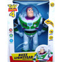 Buzz Lightyear Toy Story Camina, Luces Y Sonido Pilas Inclui
