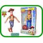 Muñeco Woody Buzz Y Jessie Interactivo Ditoys 2015 Frases