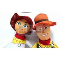 Peluche Woody O Jessie Toy Story Vaquero Grandes 45 Cm Local