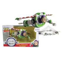 Muñeco Buzz Lightyear Que Vuela Disney