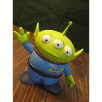 Toy Story Green Alien, Muñeco Disney Pixar, Marcianito Verde