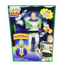Buzz Lightyear Control Total Mattel Mis Chiches Cba