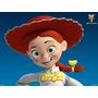Toy Story 3 Jessie Talking 17 Frases Original Disney Store