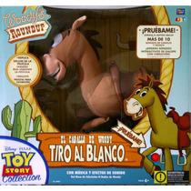 Tiro Al Blanco Caballo De Toy Story Interactivo