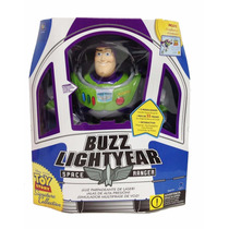 Buzz Lightyear Toy Story Original Dinsey Interactivo Nave