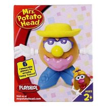 Playskool Mrs Potato Head Señora Cara De Papa Hasbro