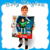 Toy Story Muñeco Buzz Lightyear Space Ranger Gigante De Lujo