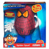 Sr Cara De Papa Spiderman Toy Story Original Hasbro