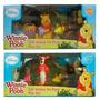 Soft Winnie The Pooh Tigger Play Set Original