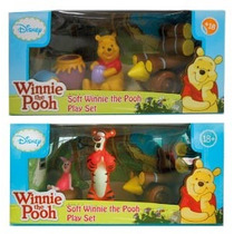 Soft Winnie The Pooh Tigger Play Set Original Delicias3