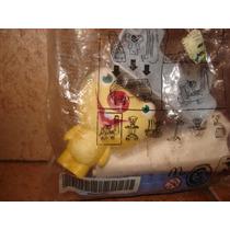 Colección Le Era Del Hielo 4 - Sid (bolsa) - Mc Donalds 2012