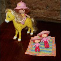 Frutillitas Miniaturas By Mattel