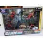 Gi Joe 25 Aniversario Pack De 6 Figuras Snake Eyes Vs Ninja!