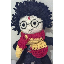 Amigurumi Harry Potter En Crochet! Pinito.crochet