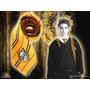 Corbatas Howgarts Con Escudos - Hufflepuff