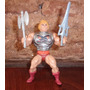 He Man Masters Of The Universe Battle Armor Completo Motu