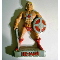 He Man - Plaqueta Importada Mattel