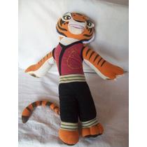 Muñeco De Paño - Maestra Tigresa De Kung Fu Panda 2