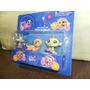 Littlest Pet Shop Simpaticos Muñecos En Blister X 3 C/u