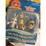 Looney Tunes-juguetes Coleccionables Bugs Bunny Y Tazmania