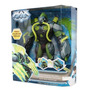 Max Steel Muñeco Toxic Talons Toxzon Original Mattel