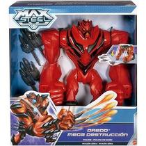 Max Steel - Dredd Mega Destrucción