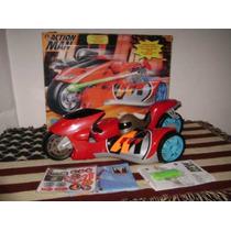Action Man . Motoracer Año 2000
