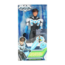 Max Steel Muñeco Dual Force Max Original Mattel