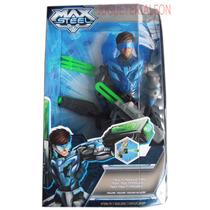 Max Steel Multimisiles Mattel - Jugueterialeon