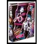 Monster High Spectra Con Fx Luz Y Sonidos Original De Mattel