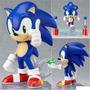 Nendoroid: Sonic The Hedgehog 214 Figura Sega Accesorios