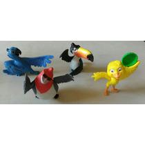 Lote Colección Río I 4 Muñecos Figuras Mc Donalds