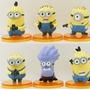 Minions Para Tortas X 5 Souvenirs Juguete Original Revender