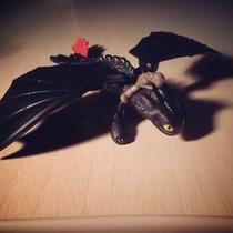 Chimuelo Mc Donals Como Entrenar A Tu Dragón 2
