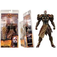 God Of War 2 - Kratos - In Ares Armor Blades Neca Original