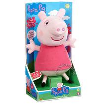 Peppa Pig Peluche Risas Y Cosquillas Habla Español Original