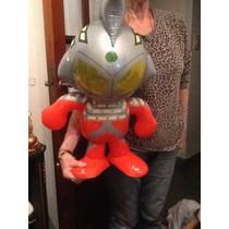 Ultraman Ultraseven Gigante 55cm Figura Inflable!!!!espacial