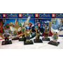 Legends Of Chima - Set Completo X 8 Mini Figuras - Marca S Y
